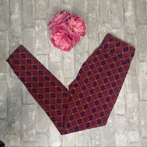 🌸LuLaRoe Leggings🌸 Buttery Soft! Gorgeous Print!